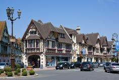 Printemps department store, Deauville Stock Photos
