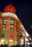Printemps Department Store Paris Stock Photo