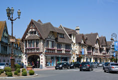Printemps-Kaufhaus, Deauville Stockfotos