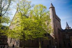 Printemps médiéval d'église Photographie stock libre de droits