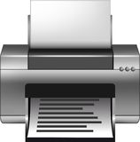 Printer Royalty Free Stock Images