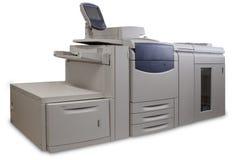 Printer. A large high volume printer Royalty Free Stock Photo