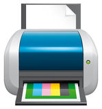 Printer Stock Afbeeldingen