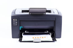 Printer. Royalty Free Stock Images