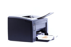Printer. Stock Photo