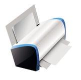 Printer  Stock Photo