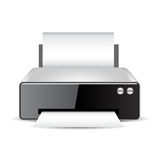 printer Stock Afbeelding