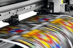 printer stock foto's