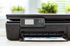 Printer, copier, scanner. Stock Photography