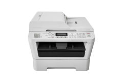 Printer and copying machine Royalty Free Stock Photos