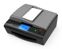 The printer Royalty Free Stock Images