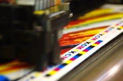 Printer head stock photo