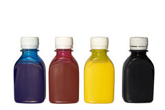 Printer ink Stock Image