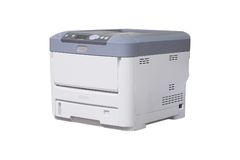 Printer isolated Royalty Free Stock Photography