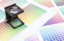 Printer Measurement Royalty Free Stock Photos