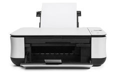 Printer Stock Photos