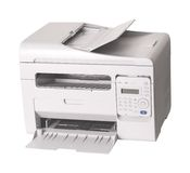 The printer multipurpose. On white background Stock Images
