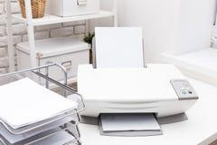 Printer. Office tech equipment, lazer printer Stock Photography