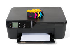 Printer, scanner, copier Stock Photography