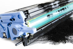 Printer toner cartidges Stock Photo