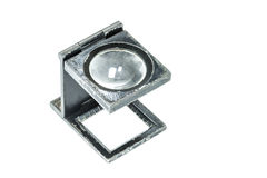Printers loupe Royalty Free Stock Photos