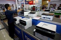Printers Stock Image