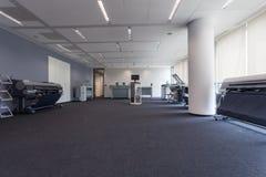 Printing company Stock Image