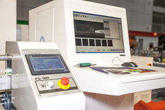 Printing controler Stock Photos