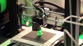 printing för skrivare 3d arkivfilmer
