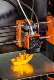 printing för skrivare 3d Arkivbilder