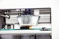 printing för skrivare 3d Fotografering för Bildbyråer