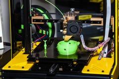 printing för skrivare 3d Arkivfoton