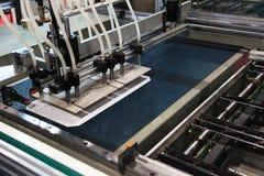 Printing industry equipment Stock Photo