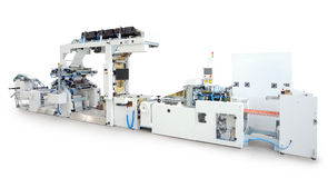 Printing machine Stock Photography
