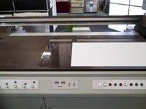 Printing machine Royalty Free Stock Photos