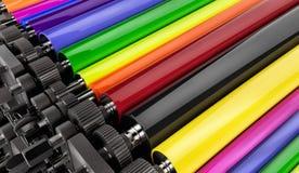 Free Printing Machine Royalty Free Stock Image - 68472286