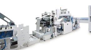 Printing machine details Royalty Free Stock Image