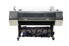Printing machine Stock Photography