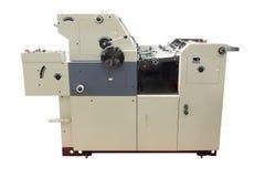 Printing machine Stock Image