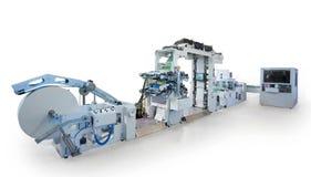 Printing Machines Royalty Free Stock Image