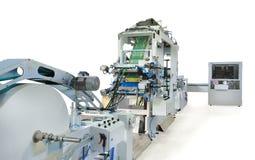 Printing Machines Stock Image