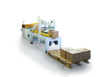 Printing Machines Royalty Free Stock Images