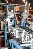 Printing machines stock photo