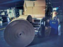 Machine printing offset Stock Images