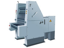Printing-press Stock Photography