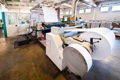 Printinghus Arkivfoton