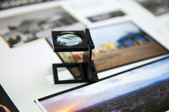 Printingprocessar Royaltyfri Bild
