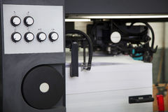 Printingprocessar Arkivfoto