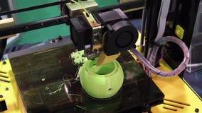 printingteknologi för skrivare 3d lager videofilmer
