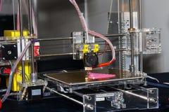 printingteknologi för skrivare 3d Fotografering för Bildbyråer